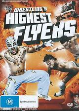 WWE Wrestlings Highest Flyers New DVD Region 4 Sealed NTSC