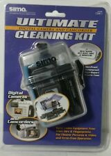 Sima Ultimate Digital Camera & Camcorder Cleaning Kit,Factory Sealed-New Cond.