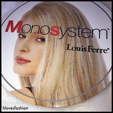 Louis Ferre Natural Golden Blonde 903 PAMMY Synthetic Wig Medium Long✨Paid £350