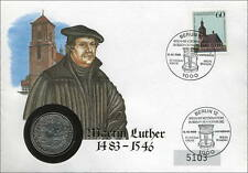 B-0281 Martin Luther 1483-1546