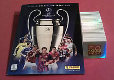 Panini komplett Champions League 11/12 + Album Leeralbum alle Sticker 2011/2012