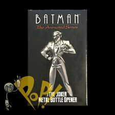 BATMAN The ANIMATED Series JOKER Magnetic BOTTLE OPENER Diamond Select Toys DST!