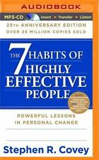 7 Habits of Highly Effective People, the: 25th Anniversary Edition : 25th...