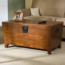 Harbor Trunk Coffee Table Living Room Free Shipping NEW