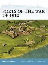 Forts of the War of 1812 (Fortress)-ExLibrary