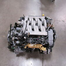 2000-2001 Mazda MPV Engine and Transmission GY-DE 2.5L GY