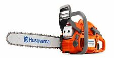 "Husqvarna 450 Chainsaw 20"" bar/chain 6 pk. oil ; 3 year warranty"