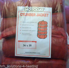 "36"" x 18"" Hot Water Cylinder Lagging Jacket"