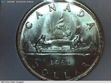 1962 Canadian Voyageur Silver Dollar(2129622)