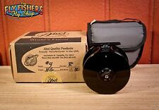 Abel No.4 Solid 11-13wt Fly Fishing Reel - FREE SHIPPING