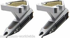 ORTOFON OM S-120 - TWIN TURNTABLE CARTRIDGES - DJ, DVS, PHONO, Authorized Dealer
