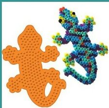 Gecko Pegboard for Perler fuse beads - NEW