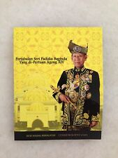 (JC) Agong Coin Card 2012