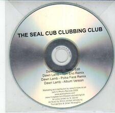 (DG237) The Seal Cub Clubbing Club, Dawn Lamb - 2009 DJ CD