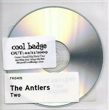 (AA917) The Antlers, Two - DJ CD
