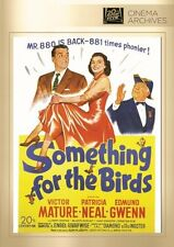 Something For The Birds DVD (1952) - Victor Mature, Patricia Neal, Edmund Gwenn