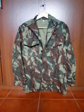 Portuguese Army Lizard Camo Jacket With Hood Africa War Original