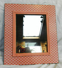 Moroccan Style Wall Mirror - Pink - Large Size - BNWT