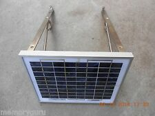 "SOLAR PANEL UNIVERSAL STAND  OF HIGH CLASS STAINLESS STEEL 12""  Without Panel"