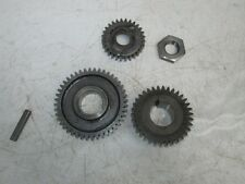 2007 Raptor 700 Main drive gears oem stock
