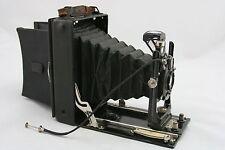 Ica Icar vintage 9x12 film sheets camera, ca.1920, lens Zeiss Icar 6.3/13,5cm