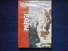PARIGI - CITTA' DEL MONDO - DVD ORIGINALE - USATO MA IN OTTIME CONDIZIONI