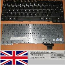 Clavier Qwerty UK CLEVO M400A D400 D700 Area-51M MP-01506GB-4303 80-M40A0-191-1