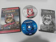 COSSACKS EUROPEAN WARS JUEGO PC 2 X CD-ROM CASTELLANO CDV GAME WORLD