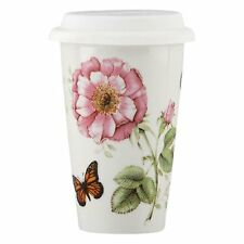 Lenox Butterfly Meadow Thermal Travel Mug, 12-Ounce , New, Free Shipping