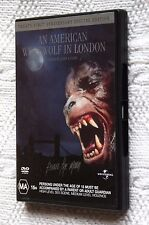 An American Werewolf In London (DVD, Twenty First Anniversary Special Edition)
