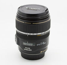 Canon EF-S IS USM 17-85 mm f/4.0-5.6 Lente