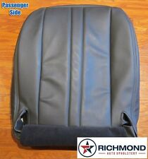 2004 2005 2006 Chevy Express Cargo Van-Passenger Bottom Vinyl Seat Cover Dk Gray