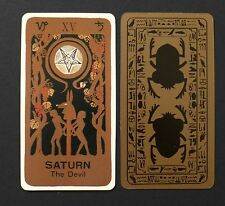 Vintage Ri-Da-Gu Egyptian Tarot Cards Deck Japan 1987