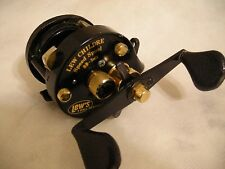 Nice Clean Lews Lew's Childre Speed Spool BB-1NG Cranking Casting Reel