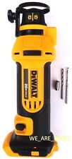 New DeWalt DCS551 20V Cordless Battery Rotary Drywall Cut-Out Tool Max 20 Volt