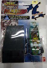 Bandai Digimon Palm Board Agumon Greymon MetalGreymon Blue