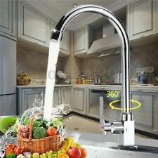 New Zinc Alloy Contracted Water Tap Basin Kitchen Bathroom Wash Basin Faucet