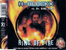 H-BLOCKX VS. DR. RING-DING : RING OF FIRE / 5 TRACK-CD