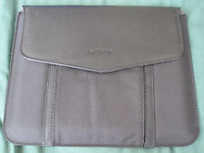 NEW Verizon Leather / Nylon Tablet Sleeve w/ Modem Pocket for Various Tablets