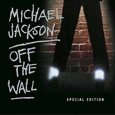 Off the Wall [Remaster] by Michael Jackson (CD, Oct-2001, Epic (USA))