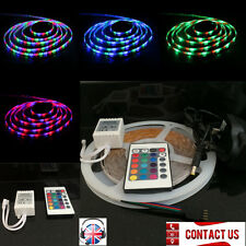 10M Party Lights RGB LED Strip Light Plug & Play Set with remote