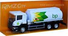 SCANIA BP OIL TANKER 1:64 Truck Lorry Metal Model Diecast Miniature Die Cast