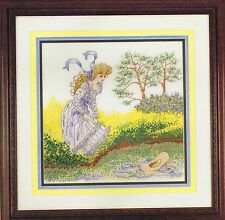 Summer Maiden Cross Stitch Chart And Pattern By Cross My Heart Inc