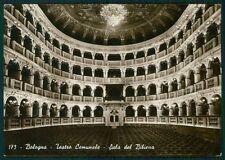 Bologna Città Teatro Comunale Foto FG cartolina VK2592