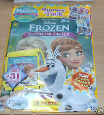 Panini Disney Frozen Always and Forever Stickers Collection Album Starter Pack