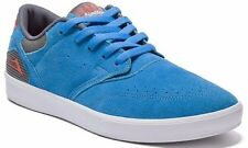 Lakai GUY XLK Mens Pro Tech Skate Shoes Size 9 US Bright Blue Suede NEW