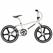 KUWAHARA EXHIBITIONISM LIMITED EDITION FREESTYLE BMX BIKE EXHIBITIONIST SILVER