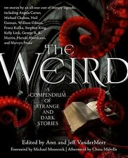 THE WEIRD HARDCOVER SEALED BRAND NEW COMPENDIUM OF STRANGE AND DARK STORIES BOOK