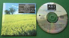 Art of Landscape Bizet Carmen Suites 1 & 2 / L'Arlesienne Suite 1 CD