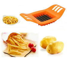 Stainless Steel Potato Slicer Cutter Potato Cutting Zesters Kitchen Accessories